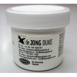 De Jong Duke Reinigingstabletten