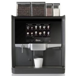 Koffie op het werk. Machines De Jong DUKE